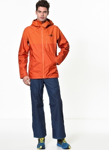 The North Face Fuseform Brigandine 3L Pantolon - Su Geçirmez Mavi